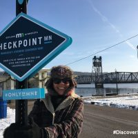 CheckpointMN - Winter Scavenger Hunt